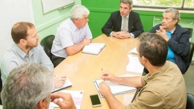 Photo of Dumé se reunió con Vialidad Provincial