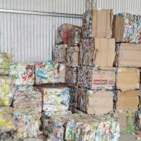 112 toneladas de residuos recuperados
