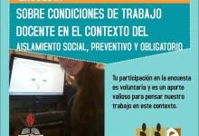 Photo of Agmer encuesta a docentes por la condiciones de trabajo en cuarentena