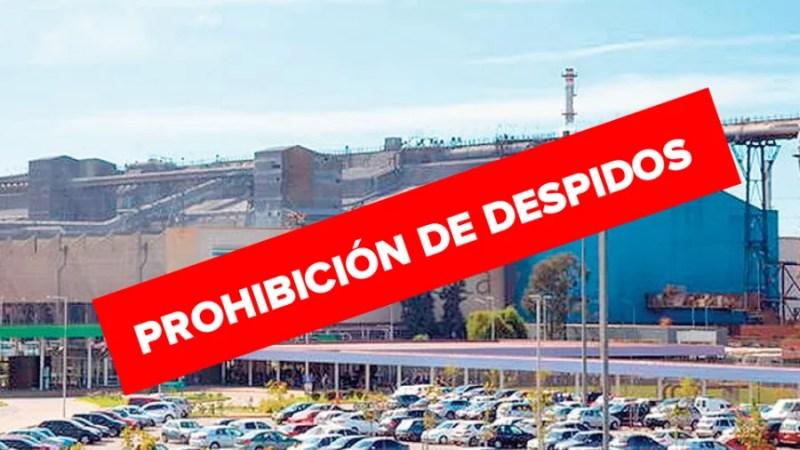 El presidente Fernández prohibió los despidos por 60 días