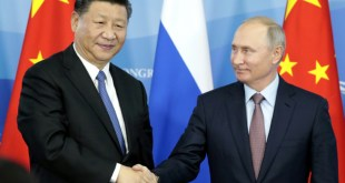 Rusia y China