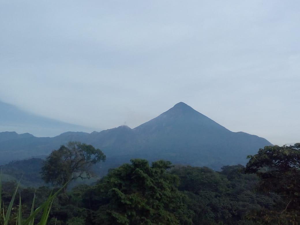 Quetzaltenango personas perdidas Volcán Santa María