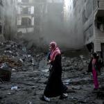 Gaza, territorio palestino