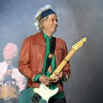 Keith Richards Rolling Stones bebida