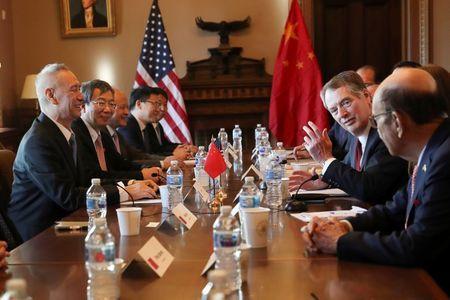 Negociaciones comerciales entre EEUU y China
