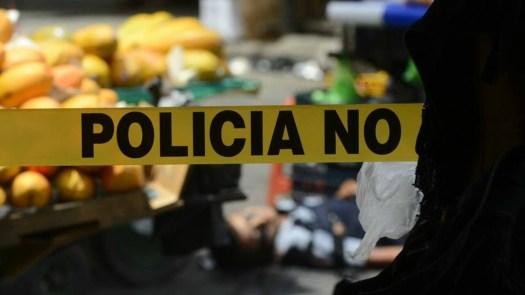Seis pandilleros asesinados en El Salvador. Foto con fines ilustrativos