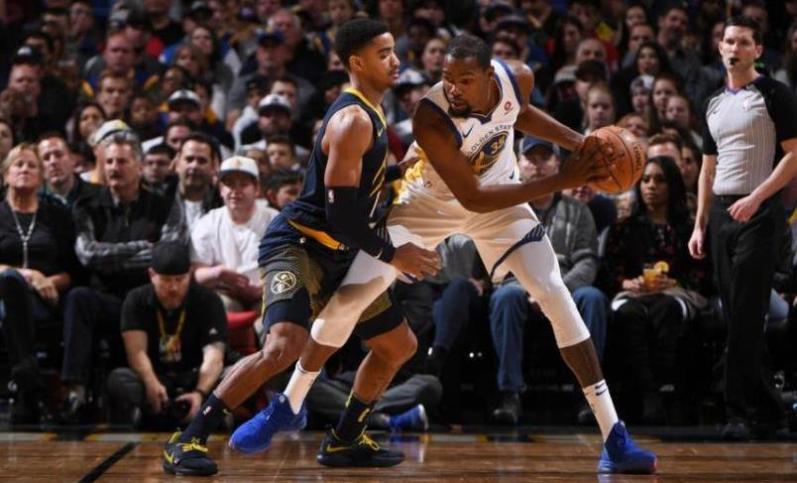 f2dc00f23f0 2018.02.03 ( Warriors    Nuggets) Golden State Warriors vs Denver Nuggets  Full Game Highlights   2017-18 NBA Season