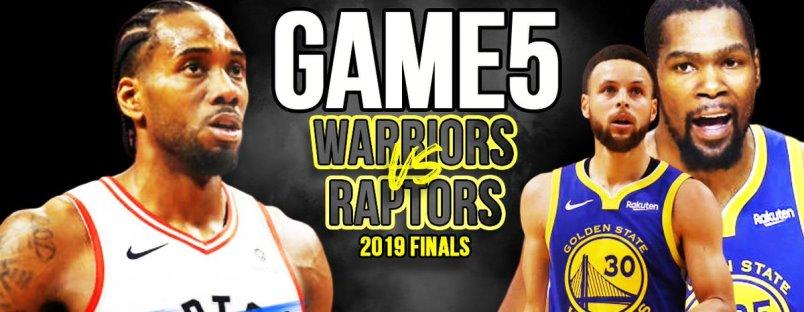 Dubs Down 3 1 Warriors Vs Raptors Game 4 Video Highlights Emi Sports Central