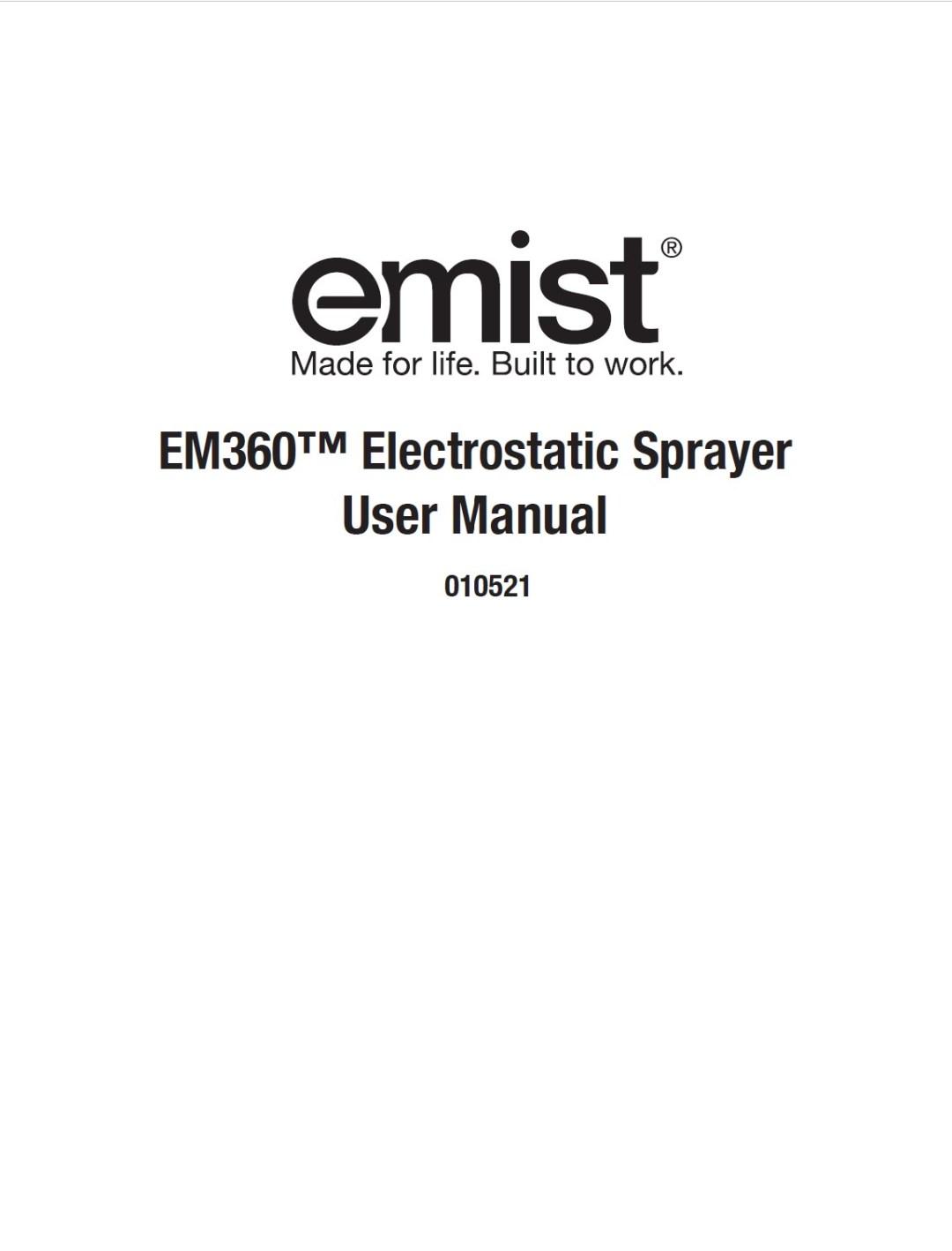 EM360 User Manual 9.20