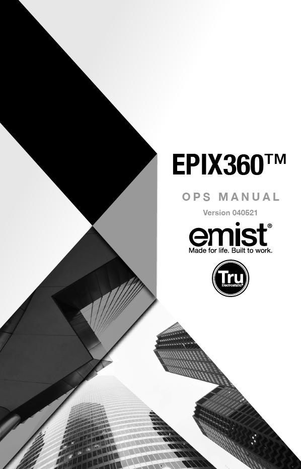 EPIX360 OPS Manual