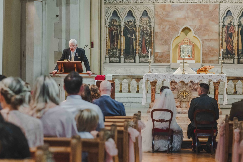 church of the holy ghost st stephen wedding photography