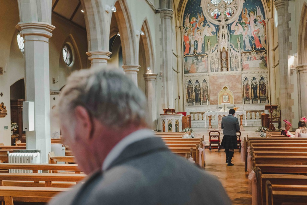 church of the holy ghost st stephen wedding
