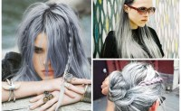 Grey Hair Looks And An Easy Tutorial That Will Have You
