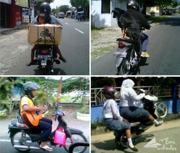 transport w Indonezji