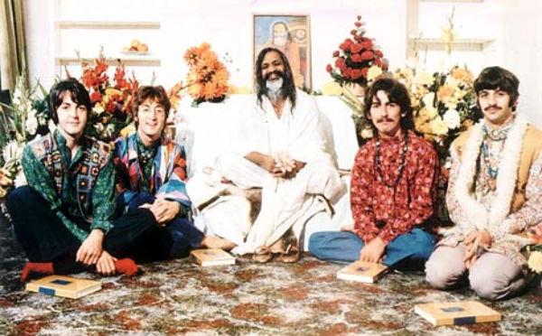 Beatlesi Rishikesh