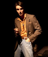 Leonard Cohen (Nathaniel Rothrock), radio host