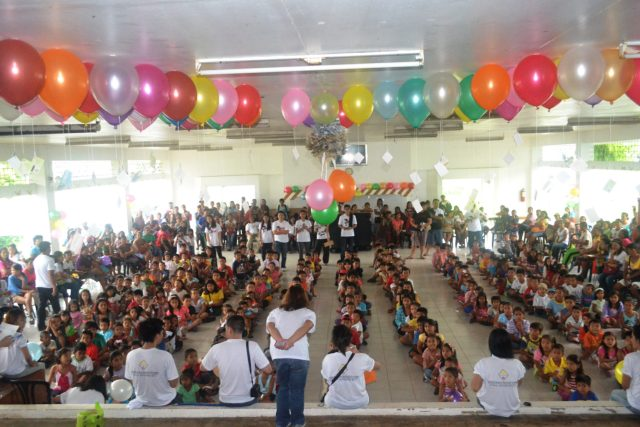 Hearts and Smiles for Kids in Tacloban