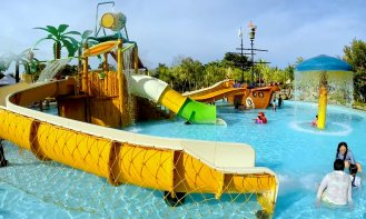 Captain Hook's Pool JPark Island Resort and Waterpark Cebu