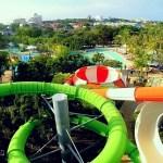 Waterslide JPark Island Resort and Waterpark