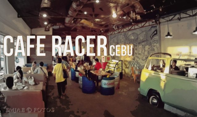 Emjae Fotos Cafe Racer Cebu City