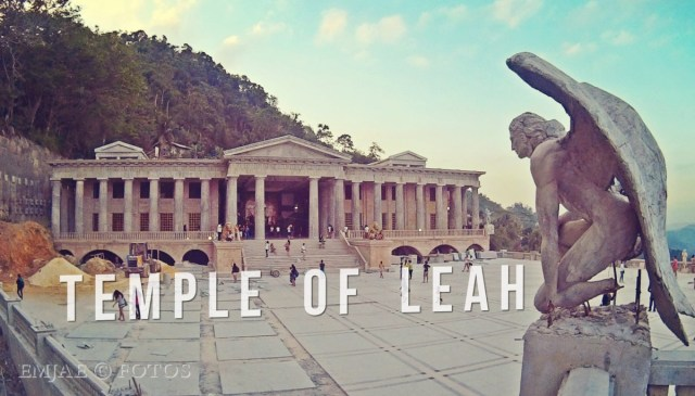 Temple of Leah Busay Cebu City