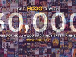 30k Hours HOOQ Globe Movies