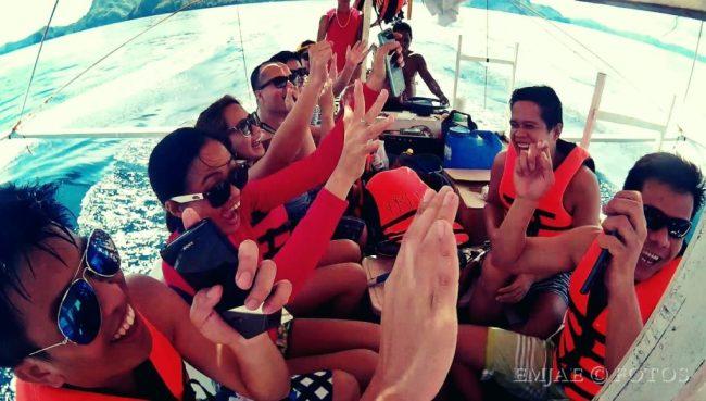 Boat Party El Nido Island Hopping Barkada Goals