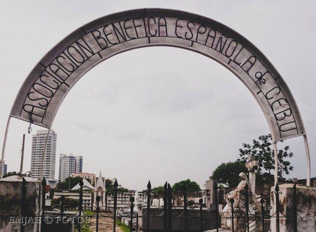 Benefica CemenTOURyo Cebu Cemeteries Tour