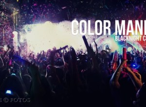 Featured Color Manila Blacklight Cebu Run