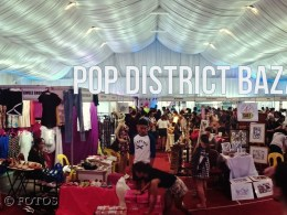 Featured Pop District Bazaar Cebu
