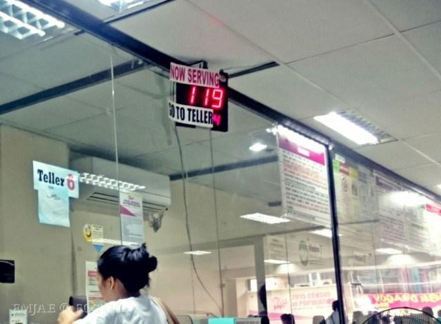 Number Screen NSO Cebu Gaisano Capital Colon Street