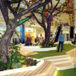 Arch Design Rediscover Life Indoor Park Parkmall