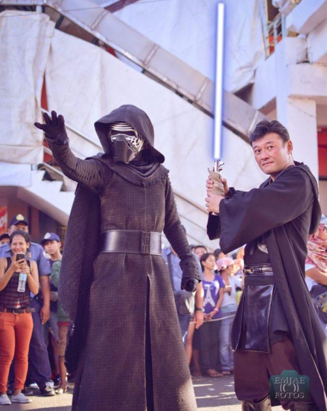 Kylo 1 Sinulog Star Wars Cebu Lightsaber