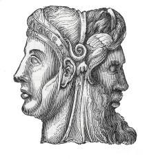janus-roman-god-photo-researchers