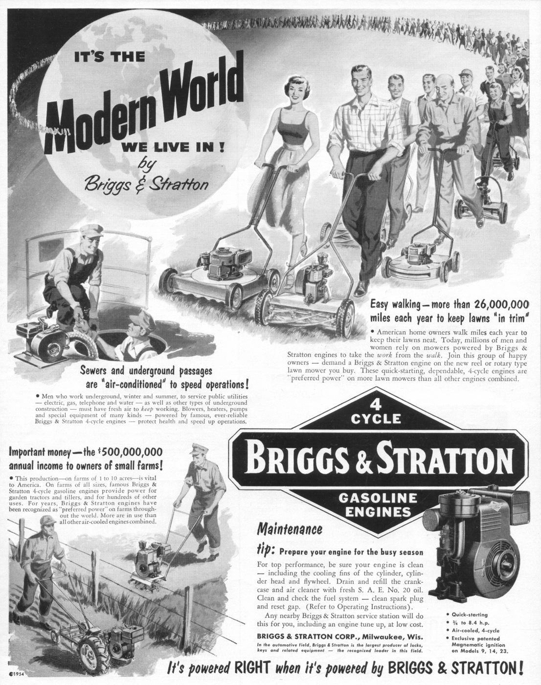 Briggs And Stratton Corp Milwaukee Wi