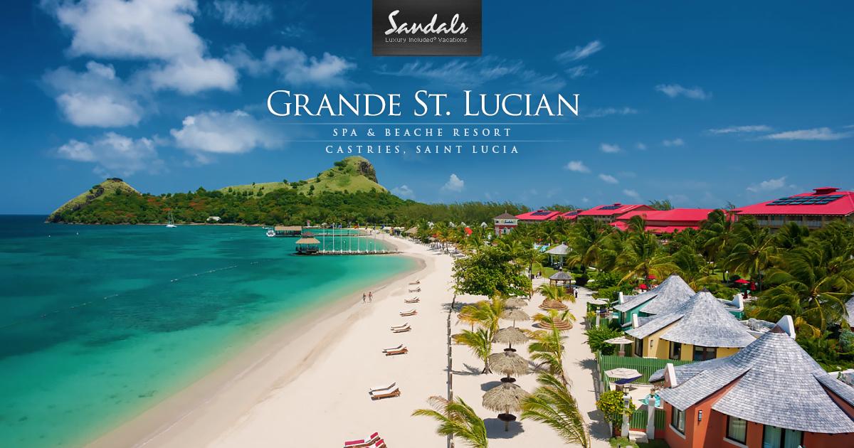 All Inclusive Hotels In Grenada Sandals Grenada Holiday