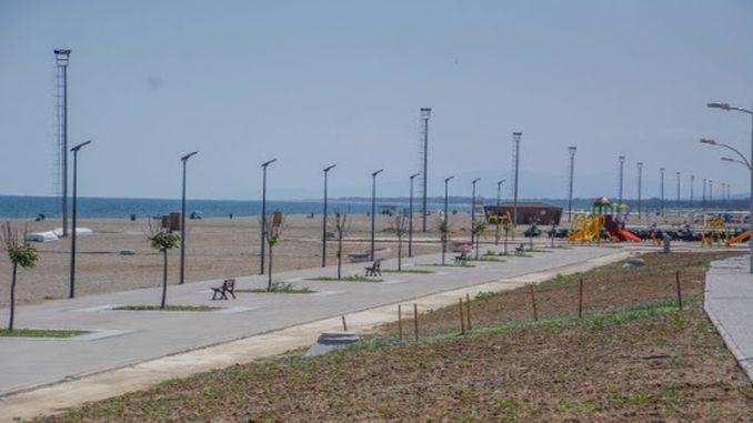 Karacabeye Sahil Projesiyle