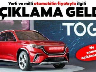 Turkiyenin Otomobili