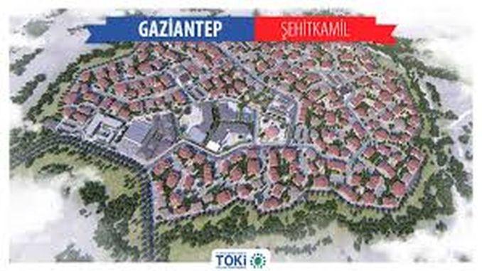 TOKI Gaziantep Sehitkamil