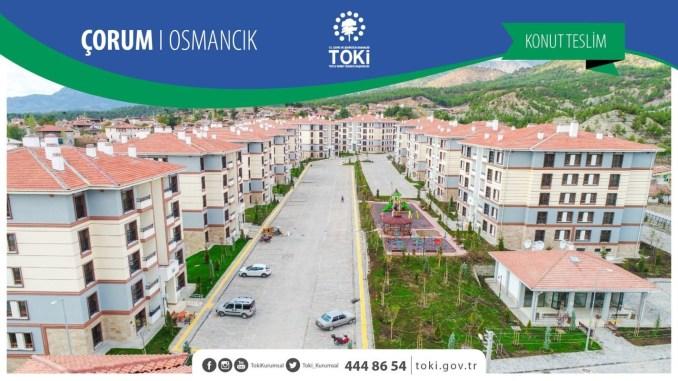 TOKI Corum Osmancik