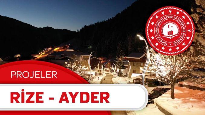 Ayder Yaylasi projeleri