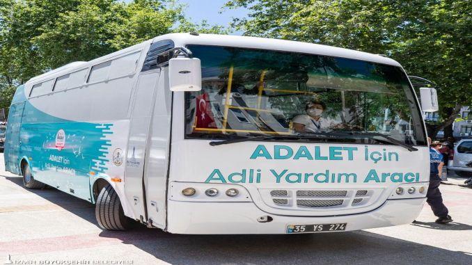 Tunç Soyer İzmir'de Adalet Aracı Uygulaması Başlattı