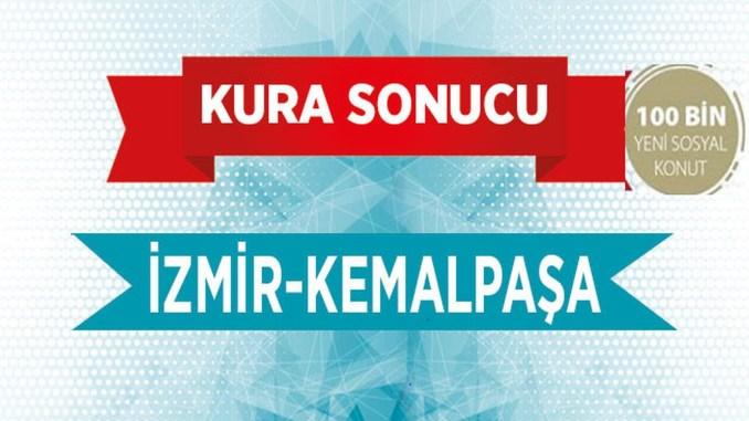 İzmir Kemalpaşa TOKİ Kura Sonuçları