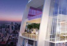 Okan Tower Miami projesi