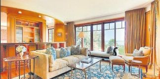 Sharon Stone home