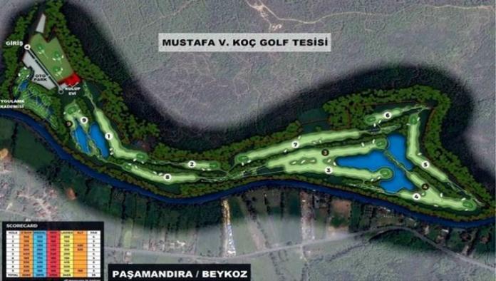 Mustafa Koç Golf
