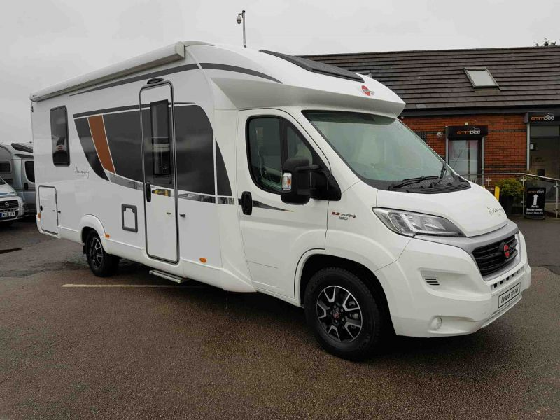 Motorhomes For Sale - New And Used