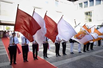 60 vlaggen