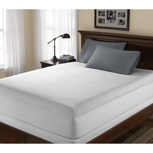 Canopy Memory Foam Mattress Topper