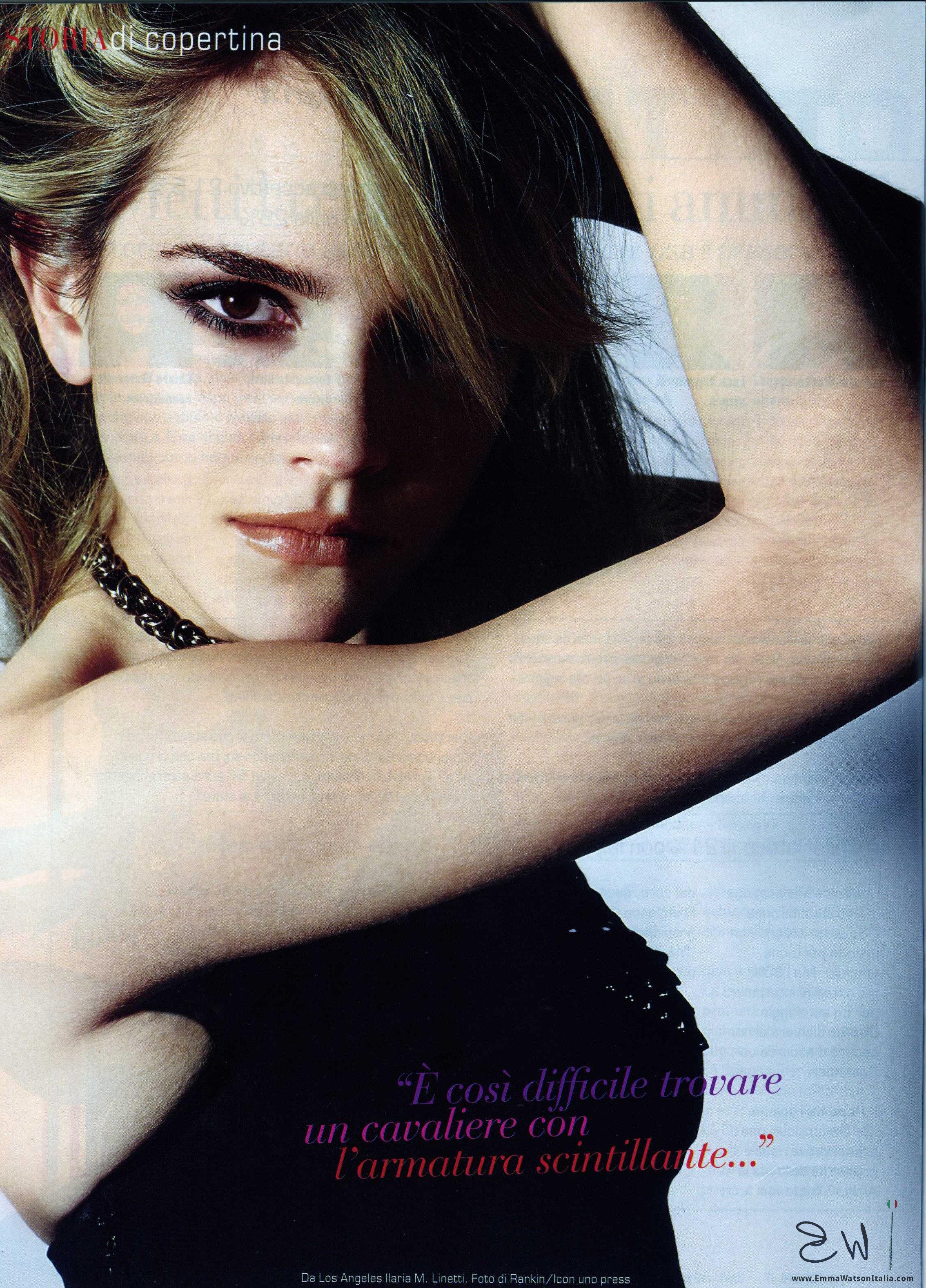 Emma Watson Top Girl